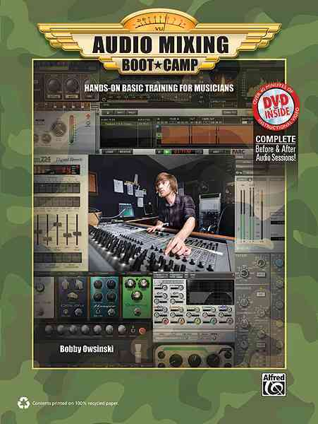 Audio Mixing Boot Camp By Owsinski, Bobby
